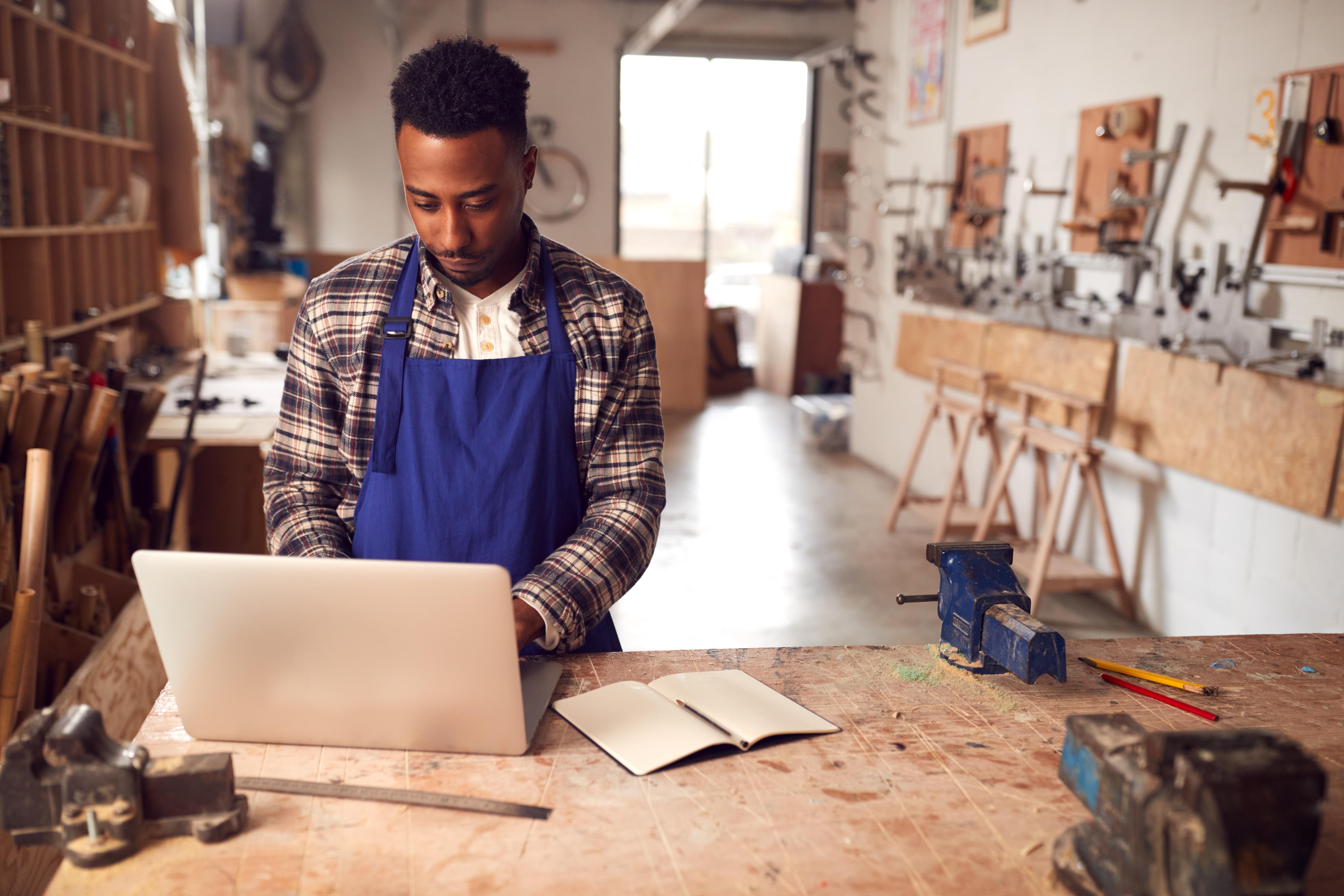 SME's using order management system